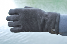 Drysuit under gloves
